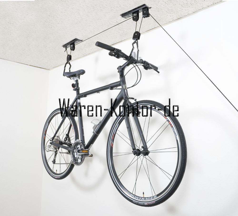 bike lift fahrrad lift deckenhalterung ebay. Black Bedroom Furniture Sets. Home Design Ideas