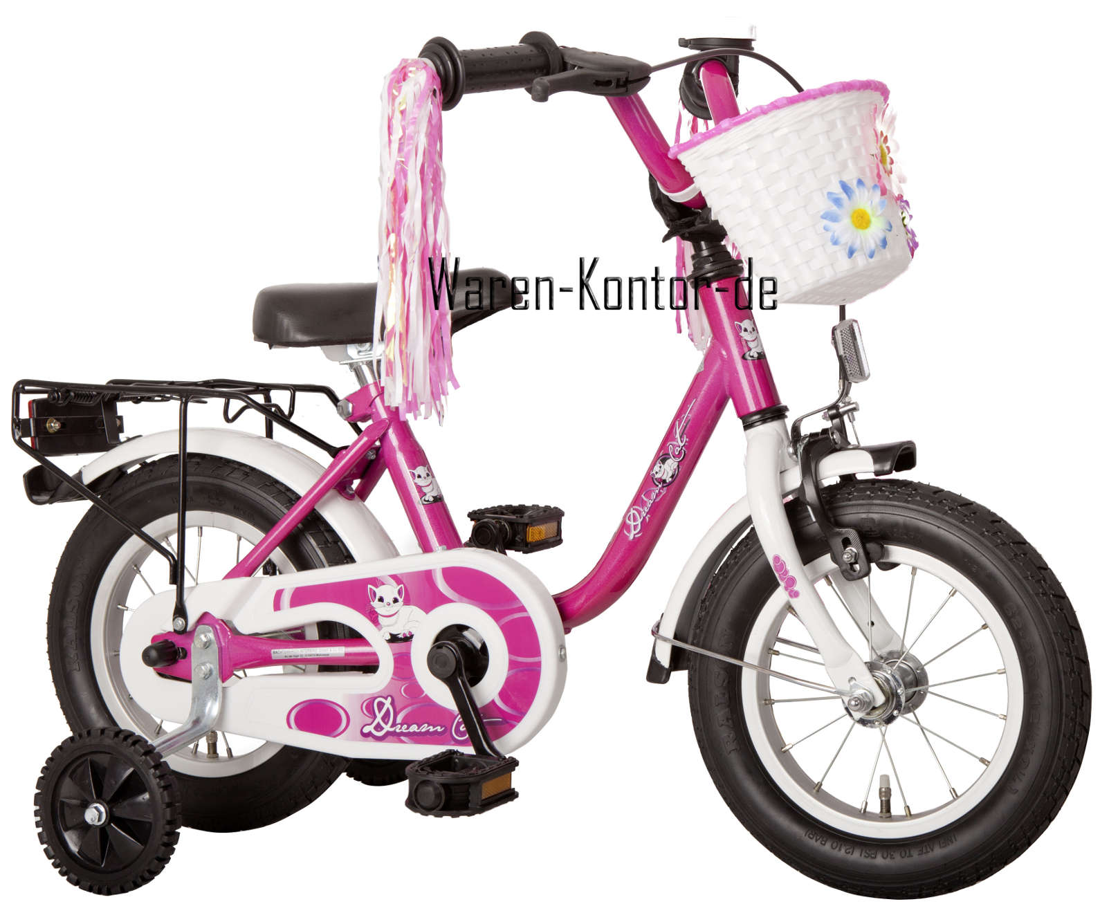 kinderfahrrad 14 zoll kinderfahrrad 14 zoll dream cat ab. Black Bedroom Furniture Sets. Home Design Ideas